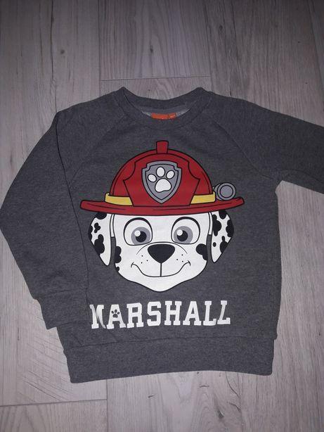 Smyk bluza rozm. 116 Psi patrol Marshall