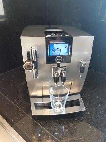 Jura J9.4 Aluminium Ekspres do kawy Fullautomat
