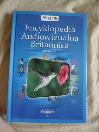Encyklopedia audiowizualna Britannica Zoologia 1 + CD