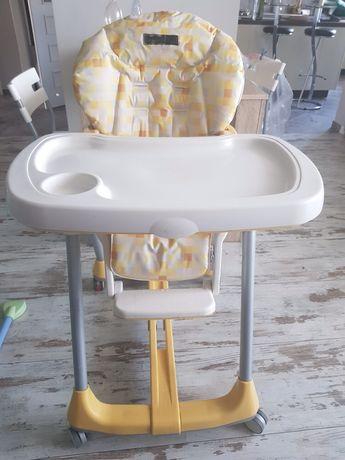 Krzesło do karmienia dla dzieci niemowlaka Prima Pappa Diner