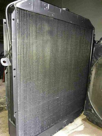 Радиатор медный ЮМЗ ДТ Т-150 ЗИЛ-130 МТЗ Газ-53 Нива ДОН Гарантия