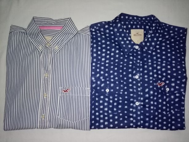 Holister koszula bluzka damska S/M