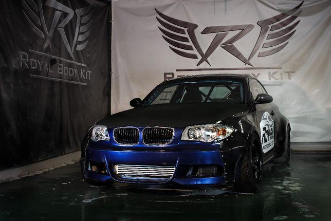 BMW 1 E82 Body Kit Wide Body Drift Poszerzenia