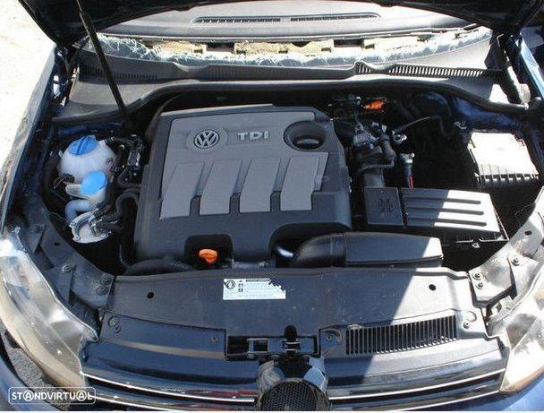 Motor Volksagen Touran Passat New Beetle  Polo Jetta Golf 1.6Tdi 105cv CAYC CAYB Golf 1.6Tdi 105cv