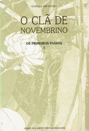 5050 O Clã de Novembrino de Henrique Abranches (3 Volumes)