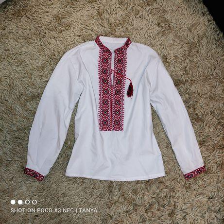Вишиванка, рубашка вишиванка