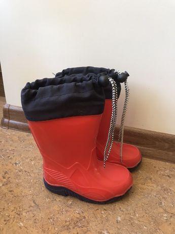 Резинові чобітки дитячі