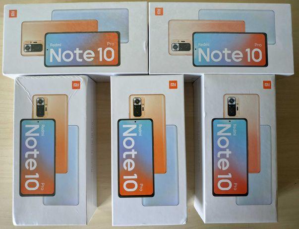 Гарантия! 6+64/128GB Xiaomi Redmi Note 10 PRO Глобал AMOLED  108 Мп