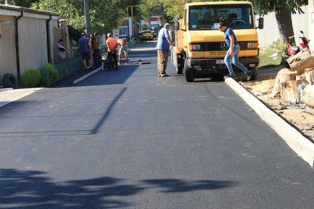 Асфальтирование дорог, ремонт и укладка асфальта.