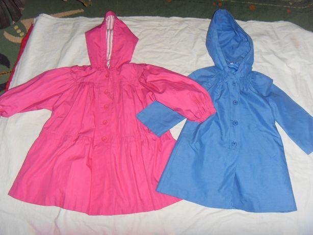 Плащ детский для девочки,куртка , ветровка для девочки 98/104