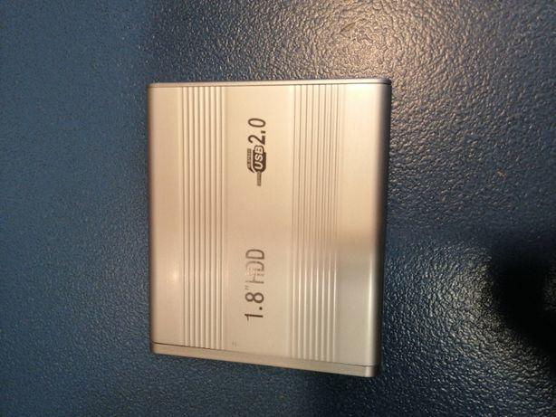Caixa externa HDD 1.8 eide