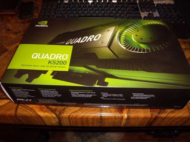 Видеокарта PNY Quadro K5200