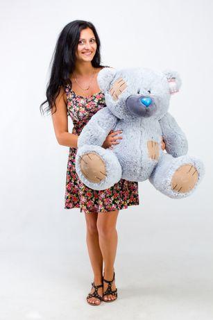 Мишка Тедди плюшевый, панда, медведь подарок, ведмедик плюшевий, Киев