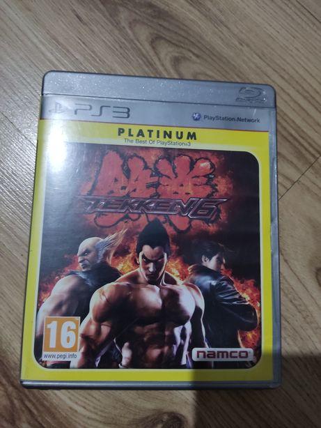 Tekken 6 na konsolę PS3