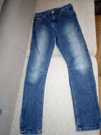 Spodnie dżinsowe 158 Reserved