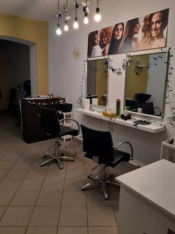 Odstąpię salon fryzjerski oraz kosmetyczny Bytom