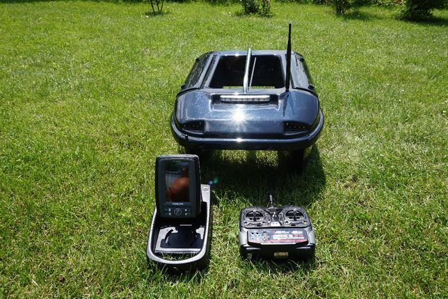 Łódka zanetowa - smartboat extreme 2 + Toslon 500