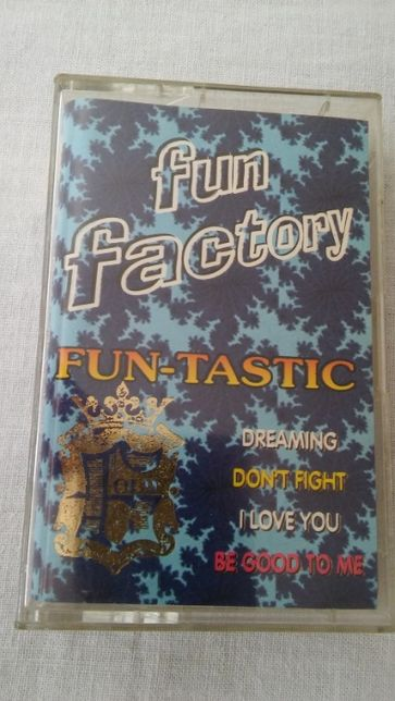 Kaseta magnetofonowa Fun Factory Fun-Tastic