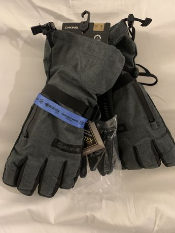 Лижні рукавиці Лыжные перчатки DAKINE Titan Glove GORE-TEX carbon