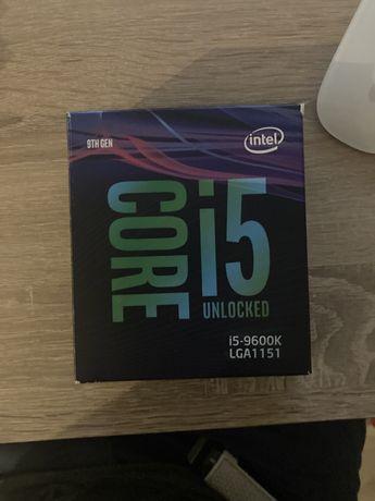 I5 9600K, Z370-A PRO, 16GB RAM DDR4 + inne