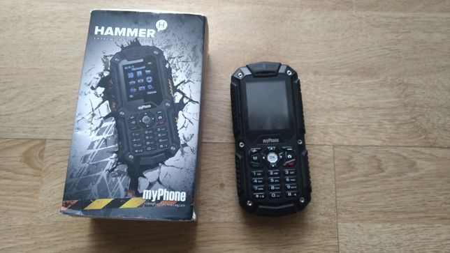 MyPhone Hammer telefon