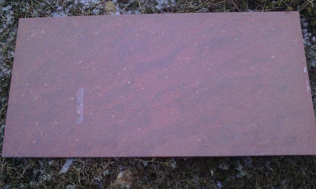 Gres, plytka Stone Life SL06 (czerwony) około 2,2 m2