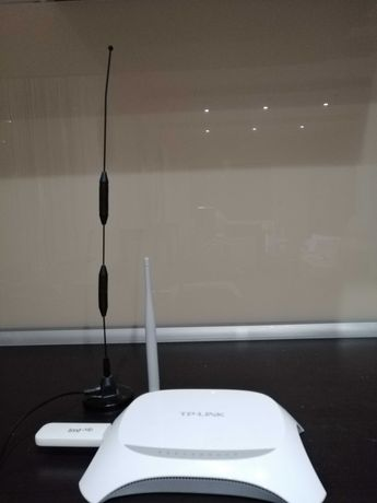 Router WiFi zestaw