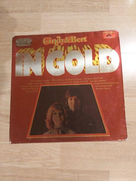 Płyta winylowa Cindy&Bert In Gold