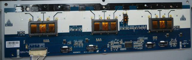 Inverter Alimentaçao do display INV32N12A 125V-7A TV SamsungLE32S81BX