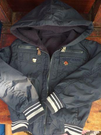 Двухстороняя курточка