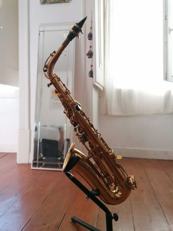 Saxophone Alto Cannonball