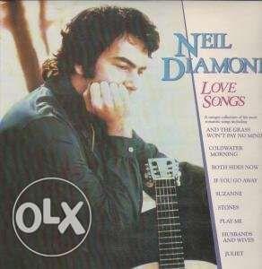 Discos Vinyl - 5 LP_Neil Diamond