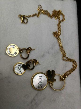 Komplet biżuteri Tous