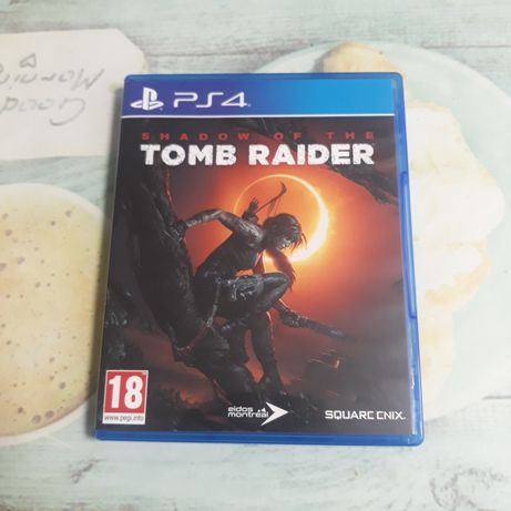 Shadow of the tomb raider na ps 4