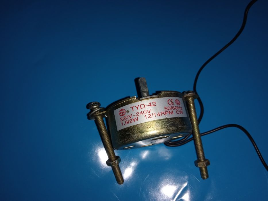 Двигатель/моторчик (Медленный) Кропивницкий - изображение 1