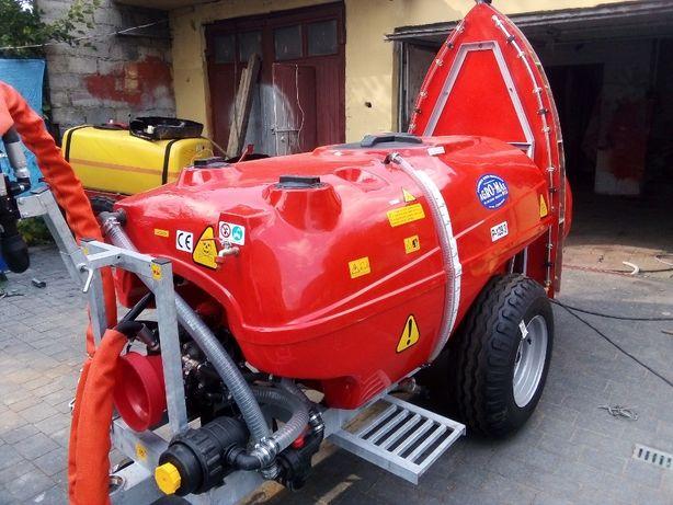 Opryskiwacz sadowniczy 1000l AGRO-MAX-BIS