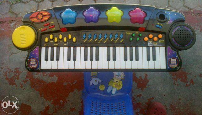 piano para crianças dos 3 aos 6 anos