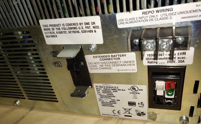 Ups Powerware 6000VA/4200W