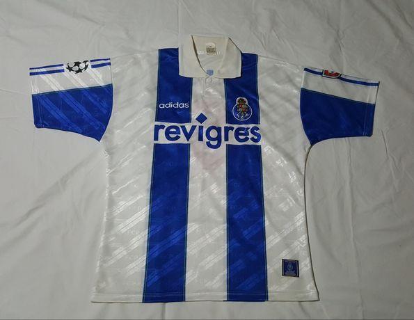 Camisola de Jogo Wetl Adidas F.C.Porto Champions 96-97