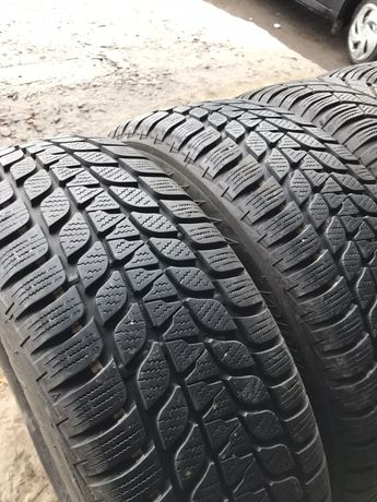 Резина Bridgestone 195/65/R-15 - 4 шт. Зима! Протектор 85%