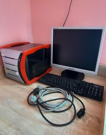 Компьютер ,монитор и системный блок