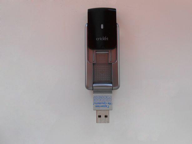 3G модем Cricket UM185C_rev03