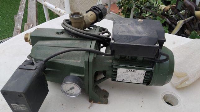 Electrobomba Hidropneumática para Rega -Aquajet 81/25 M