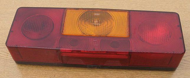 Tylna lampa zespolona do przyczepy kempingowej prawa. Producent JOKON.