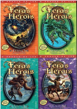 11159 Coleção Feras & Heróis