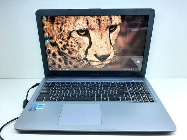 4х ядерный ноутбук Asus X540s состояние идеальное. Гарантия!
