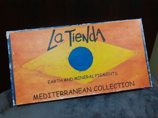 Минеральный пигмент, La Tienda, Earth and mineral pigments,Испания