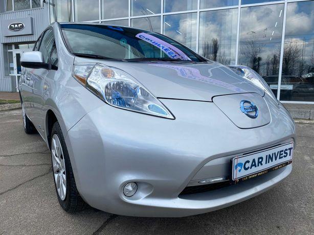 Nissan Leaf 2013 Кредит Лізинг Чернігів