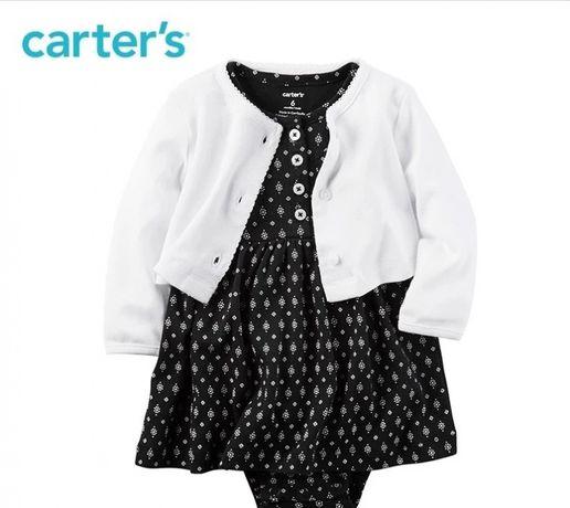 Carters NOWE body sukienka + gratis