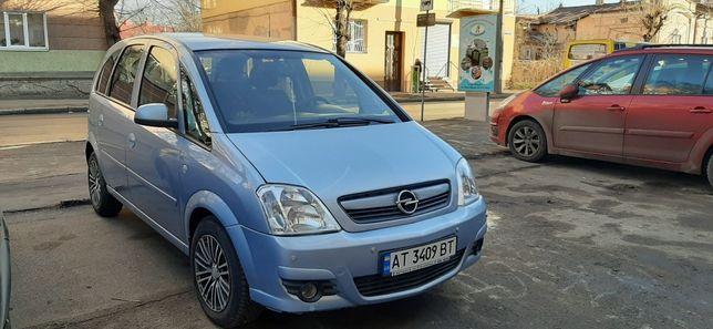 Opel Meriva 2007